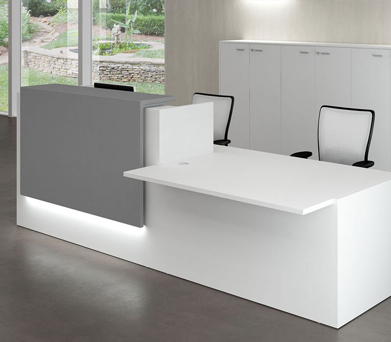 Mobilier d accueil reference buro mobilier de bureau for Catalogue buro reunion