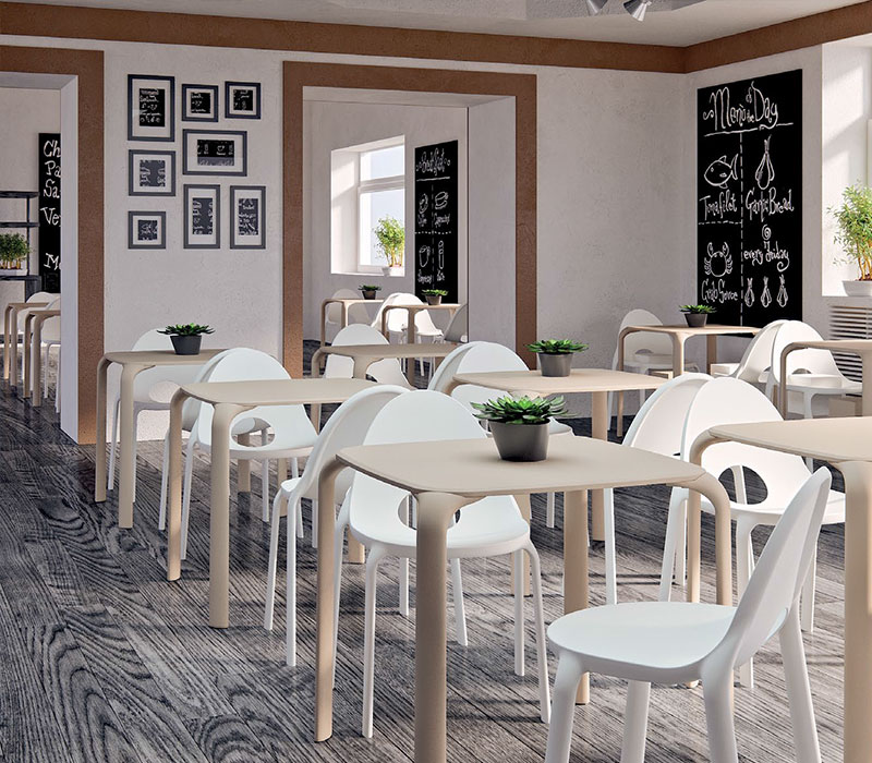 Mobilier chr caf h tel restaurant reference buro for Buro restaurant