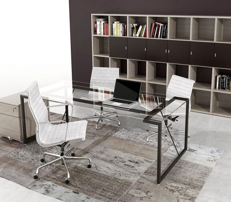 Mobilier de direction reference buro mobilier de for Mobilier bureau 69